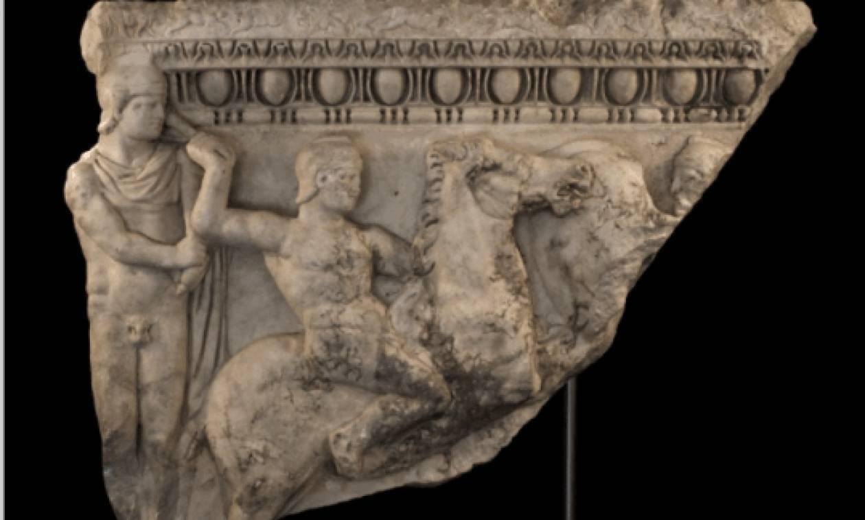 Η Εισαγγελία Μανχάταν παραδίδει την «παράνομη» σαρκοφάγο σε Ελλάδα