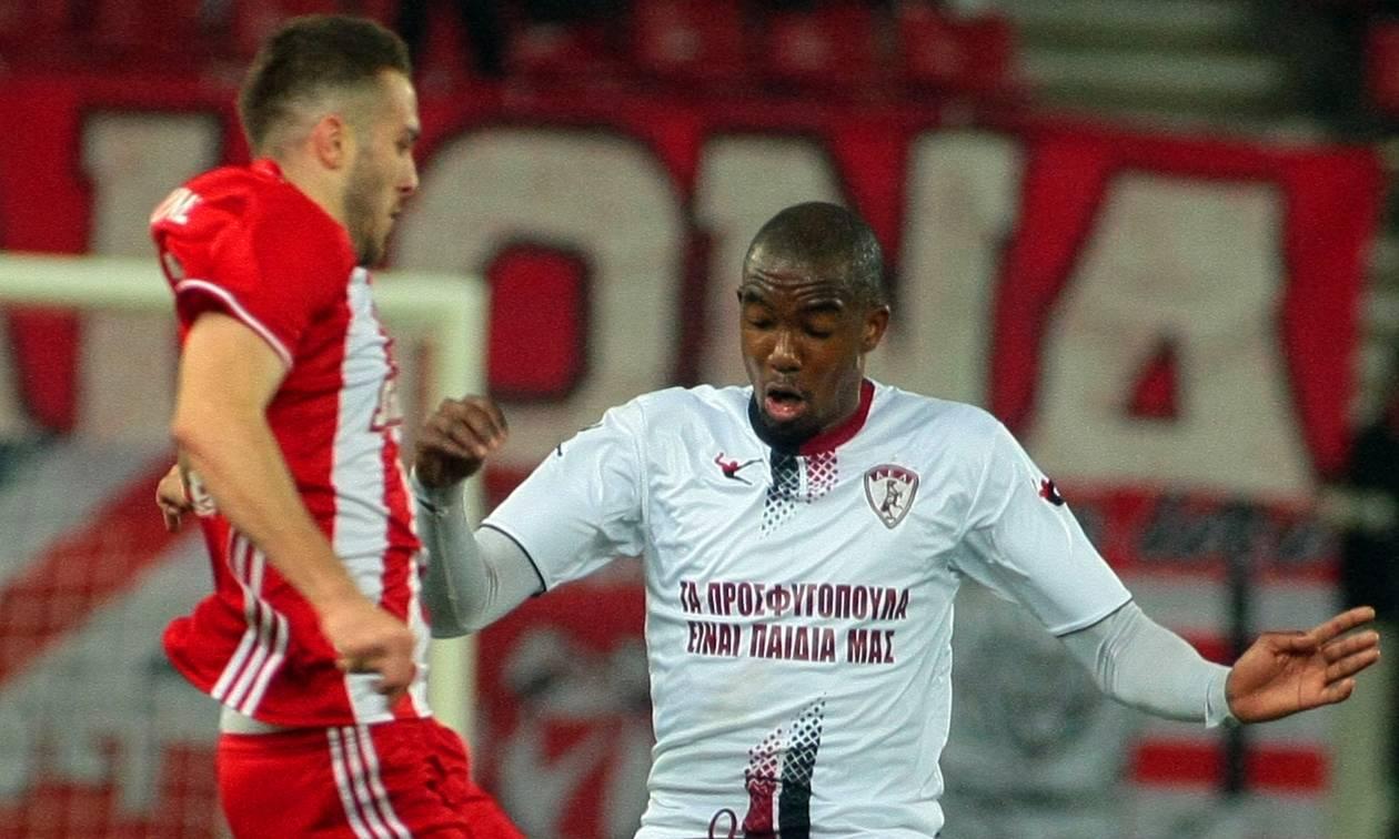 Ποδόσφαιρο-Super League: Ολυμπιακός-ΑΕΛ 2-0