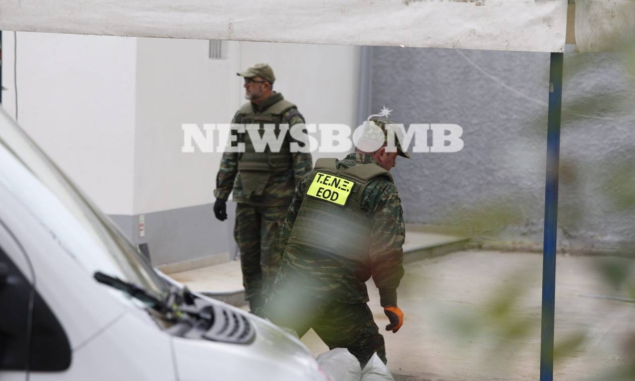 Βόμβα Κορδελιό: Δείτε εικόνα από την εξουδετέρωση της βόμβας!