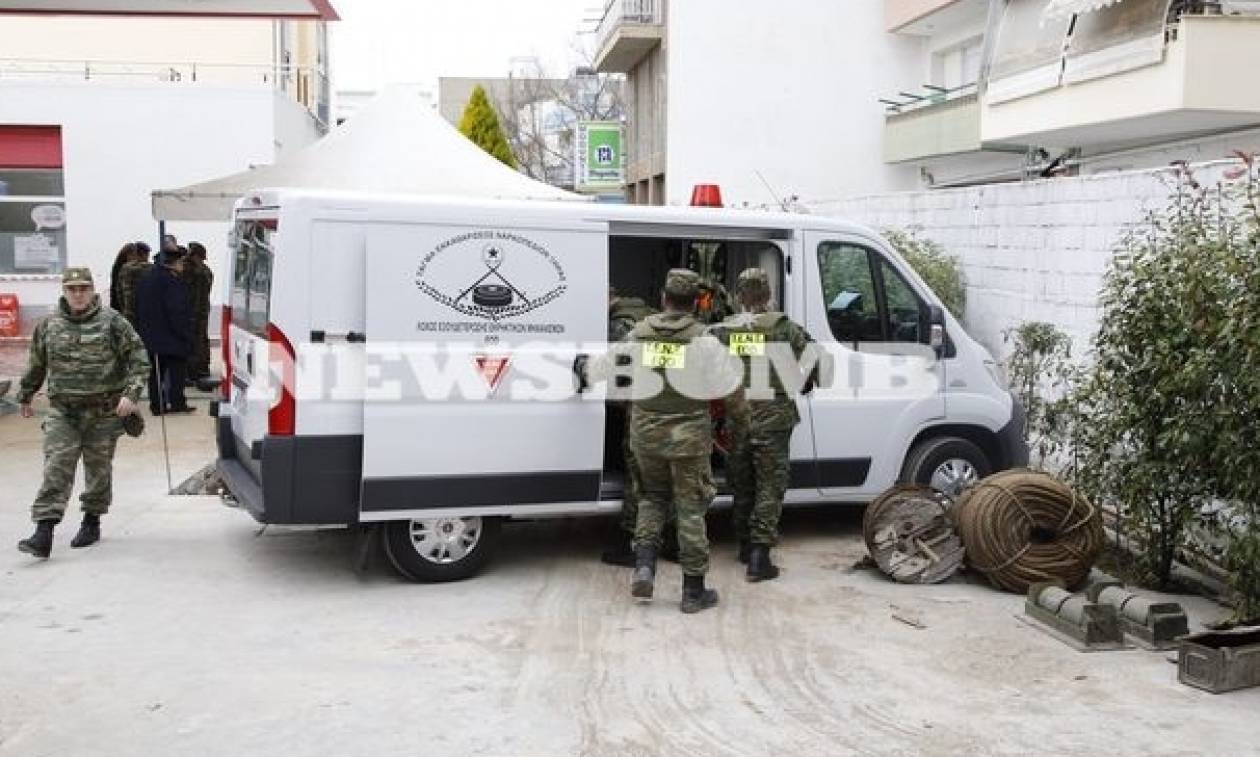 Βόμβα στο Κορδελιό: Συναγερμός στη Θεσσαλονίκη