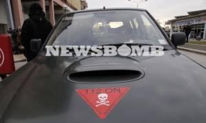 Βόμβα στο Κορδελιό ώρα μηδέν - Ξεκίνησε η επιχείρηση