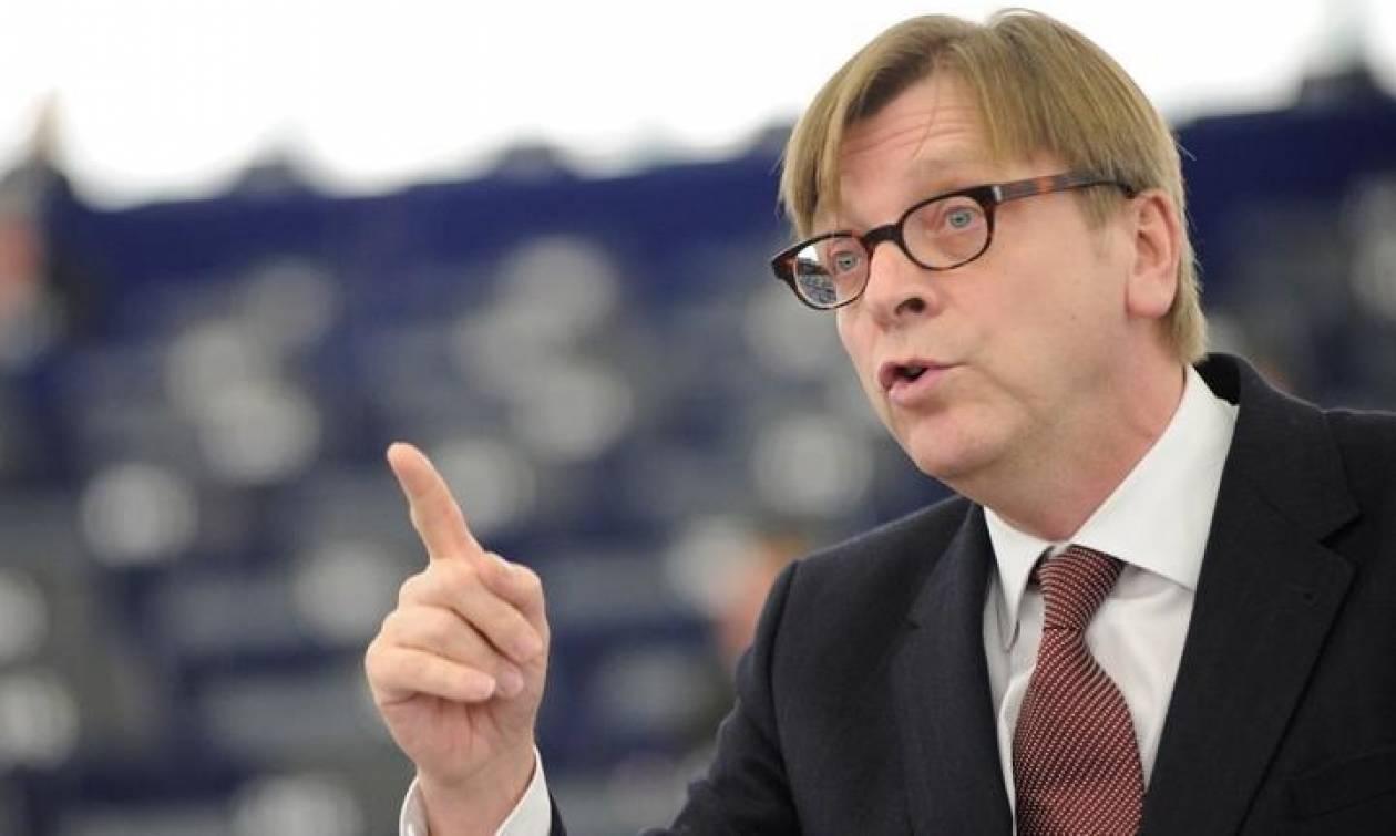 Φέρχοφσταντ: Το Grexit θα έβαζε σε κίνδυνο ολόκληρη την ευρωζώνη