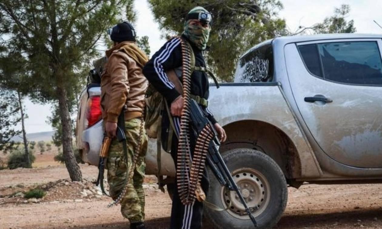 Άτακτη υποχώρηση του ISIS στην Αλ Μπαμπ της Συρίας - Στο κέντρο της πόλης οι τουρκικές δυνάμεις