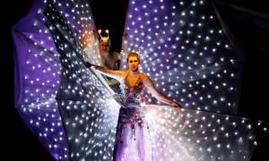 Μαγεία: Φαντασμαγορικό σόου από την έναρξη του Καρναβαλιού της Βενετίας! (pics+vid)