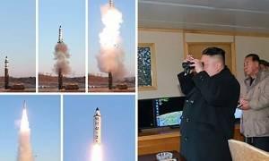 Βόρεια Κορέα: O Κιμ «πάτησε πάλι το κουμπί» - Θα συνεδριάσει για το περιστατικό το ΣΑ του ΟΗΕ