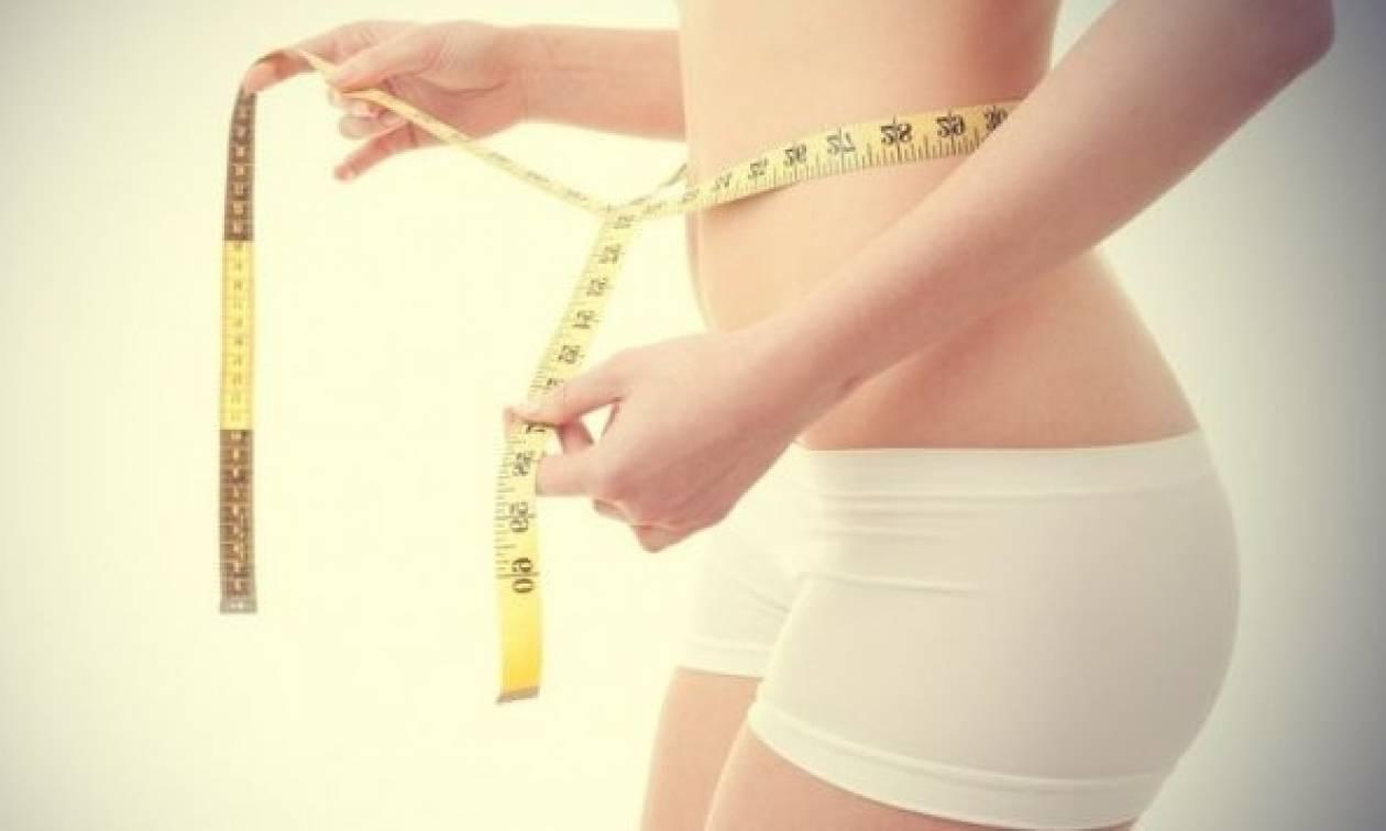 Δίαιτα για 6-8 κιλά σε ένα μήνα