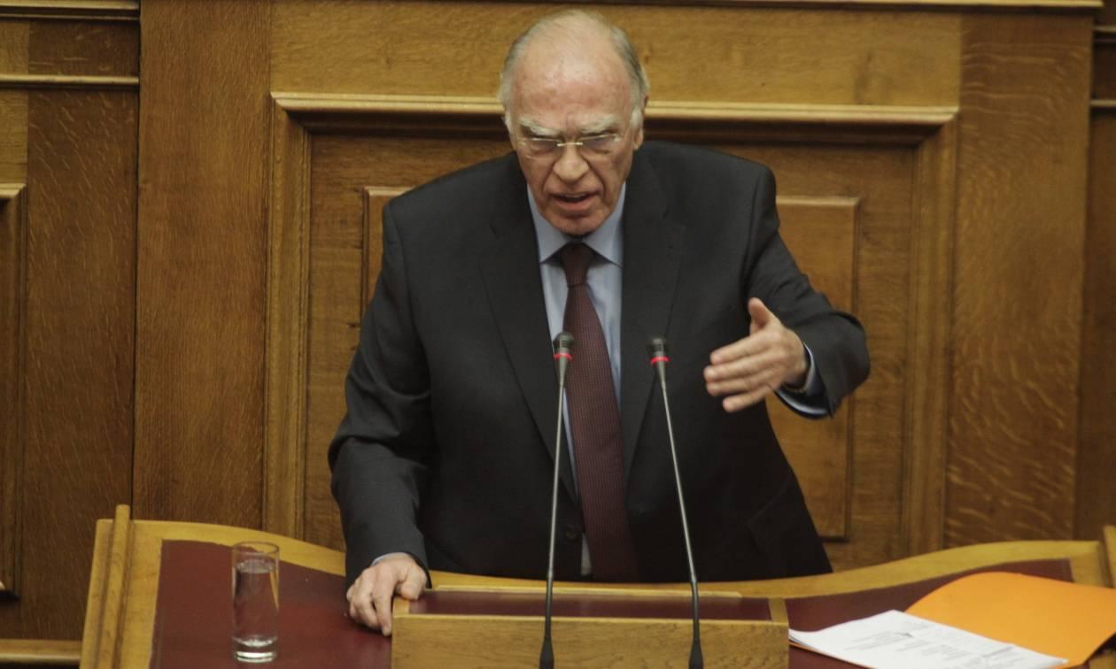 Ένωση Κεντρώων: Αντιλαμβανόμαστε γιατί ΝΔ και ΣΥΡΙΖΑ θέλουν το ΠΑΣΟΚ μαζί τους