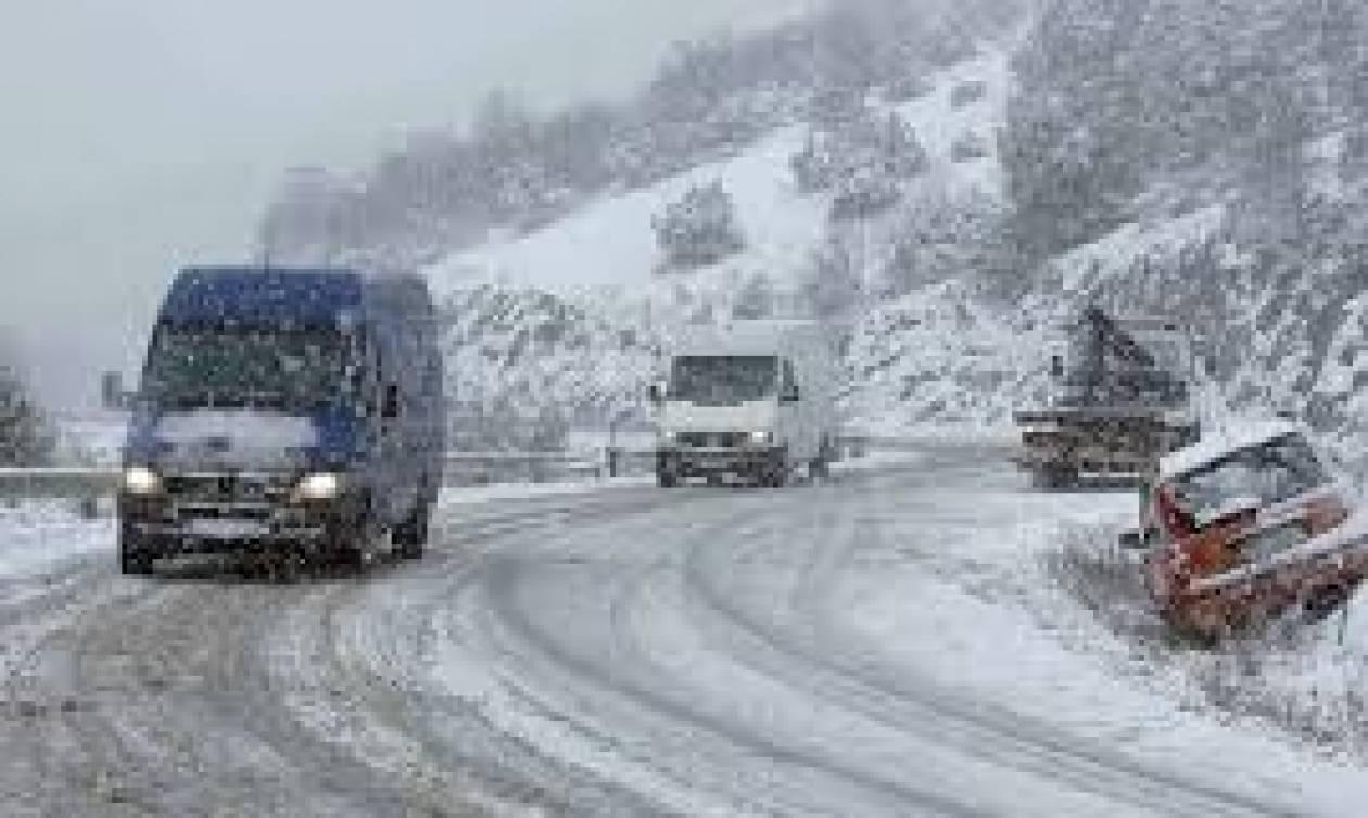 Πού θα χιονίσει: Ο καιρός μέχρι και την Κυριακή;