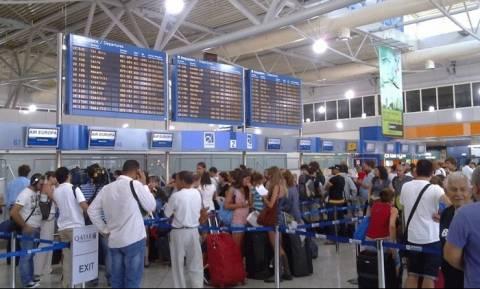 Τάνγκο και πάθος στο αεροδρόμιο της Αθήνας!