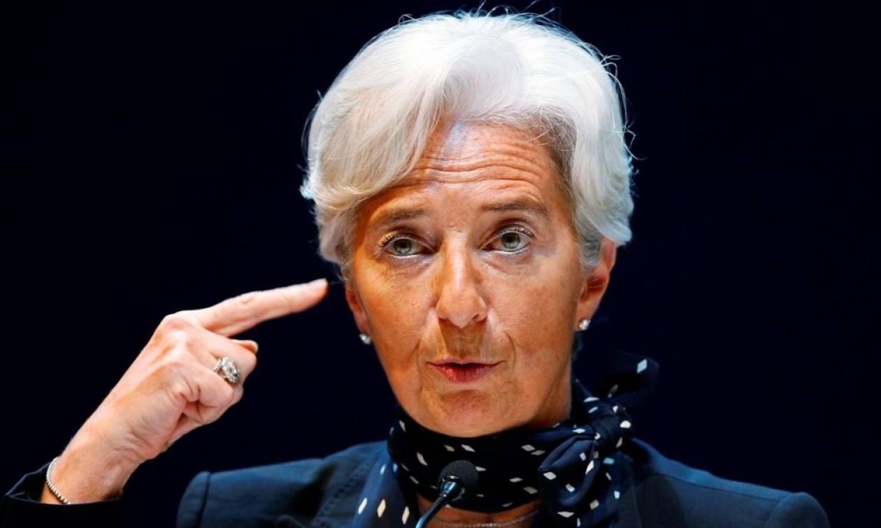 Λαγκάρντ: Δεν μπορούμε να κάνουμε ειδική συμφωνία για την Ελλάδα