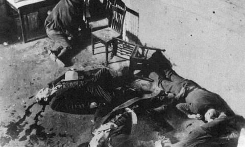 Σαν σήμερα το 1929 σημειώθηκε στο Σικάγο η «σφαγή του Αγίου Βαλεντίνου»