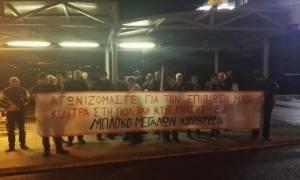 Αγρότες: Καταφθάνουν από την Κρήτη για το συλλαλητήριο στην Αθήνα