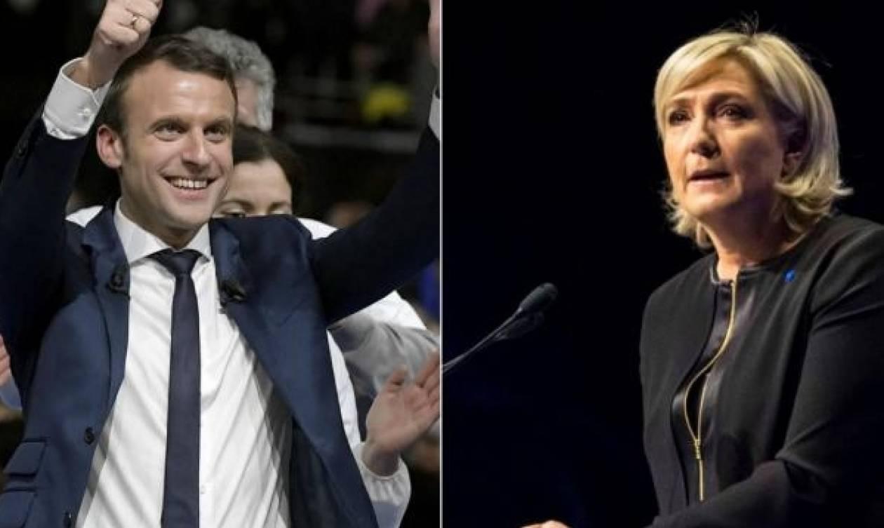 Νέα δημοσκόπηση: Ο Μακρόν θα κερδίσει τις γαλλικές εκλογές