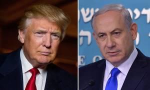 Στις ΗΠΑ μεταβαίνει ο Νετανιάχου - Συνάντηση την Τετάρτη με Τραμπ