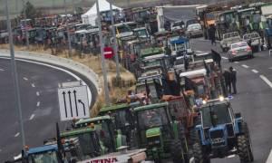 Μπλόκα αγροτών: Στην Αθήνα σήμερα οι αγρότες απ' όλη την Ελλάδα - Ποιοι δρόμοι θα κλείσουν