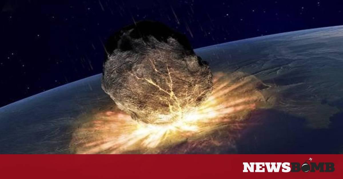 asteroid hitting earth 2017 russia - photo #1