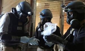 Συρία: Επιθέσεις με αέριο χλωρίου από τον συριακό στρατό στο Χαλέπι