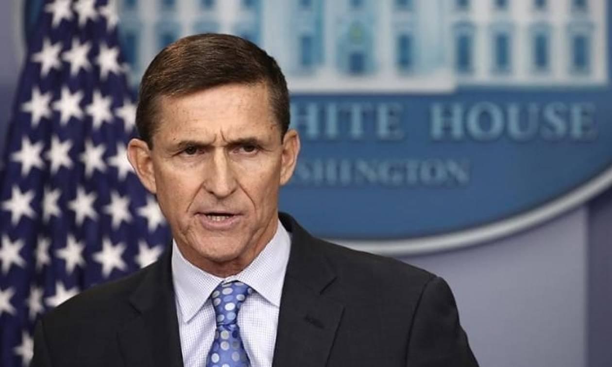ΗΠΑ: Παραιτήθηκε ο Σύμβουλος Εθνικής Ασφάλειας Μάικλ Φλιν