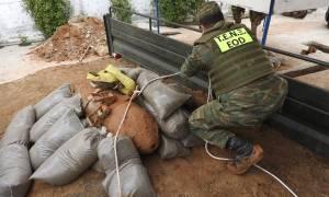 Συγκλονιστικό βίντεο από τη στιγμή της έκρηξης στο Κορδελιό: Καρέ – καρέ η εξουδετέρωση της βόμβας