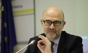 Πιερ Μοσκοβισί: Η Ελλάδα έχει υποφέρει πολύ αλλά της μένει ακόμα δρόμος