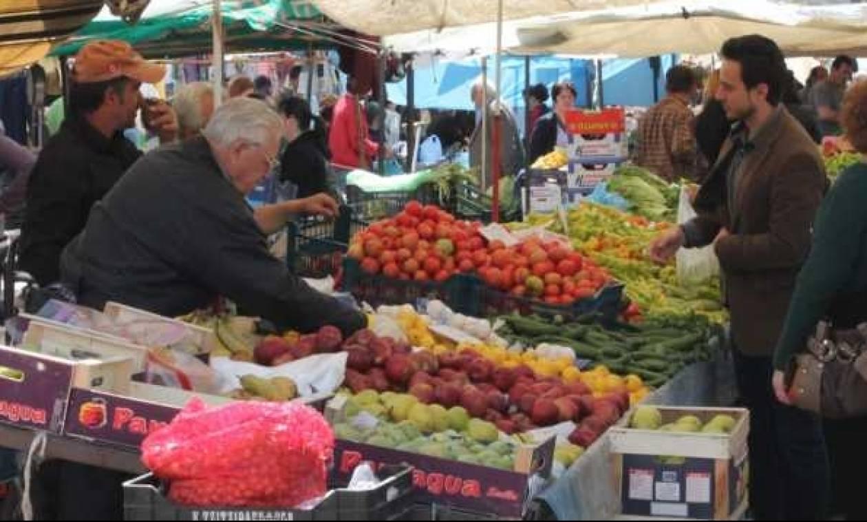 Δήμος Πατρέων: Παράταση μέχρι 31 Μαρτίου στις άδειες πωλητών λαϊκών αγορών