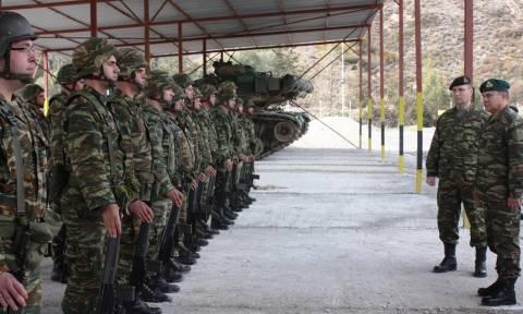 Επίσκεψη Διοικητή ΑΣΔΕΝ σε φυλάκια και στρατηγεία (pics)
