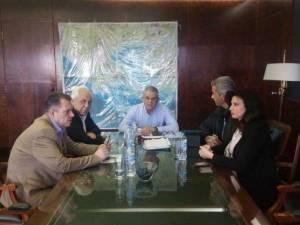 Ενίσχυση του Κορυδαλλού ζητά ο δήμαρχος από τον Τόσκα