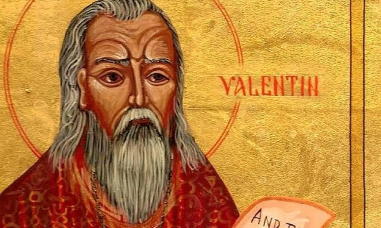 Ποιος είναι ο Άγιος Βαλεντίνος; Ποια η σχέση του με τον έρωτα; (pics)