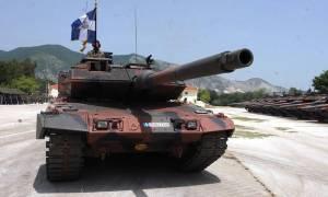 ΝΑΤΟ: Μόνο η Ελλάδα και άλλες τρεις χώρες τήρησαν τον στόχο των αμυντικών δαπανών