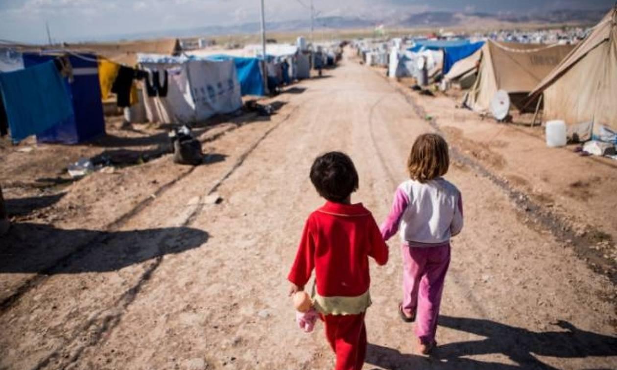 Βρετανοί αστέρες καλούν την κυβέρνηση να μην εγκαταλείψει τα παιδιά πρόσφυγες