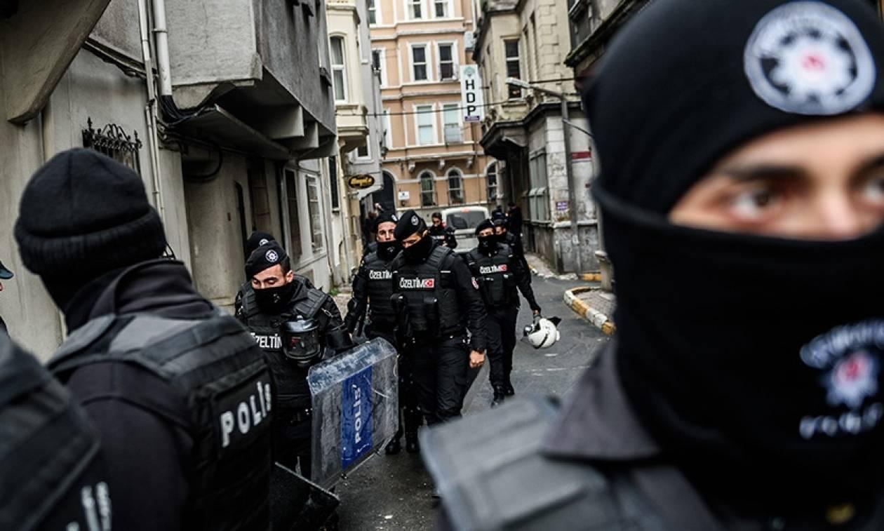 Τουρκία: Η αστυνομία συνέλαβε 544 υπόπτους για διασυνδέσεις με το PKK
