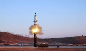 ΟΗΕ: Το ΣΑ καταδίκασε την εκτόξευση του βαλλιστικού πυραύλου από τη Βόρεια Κορέα