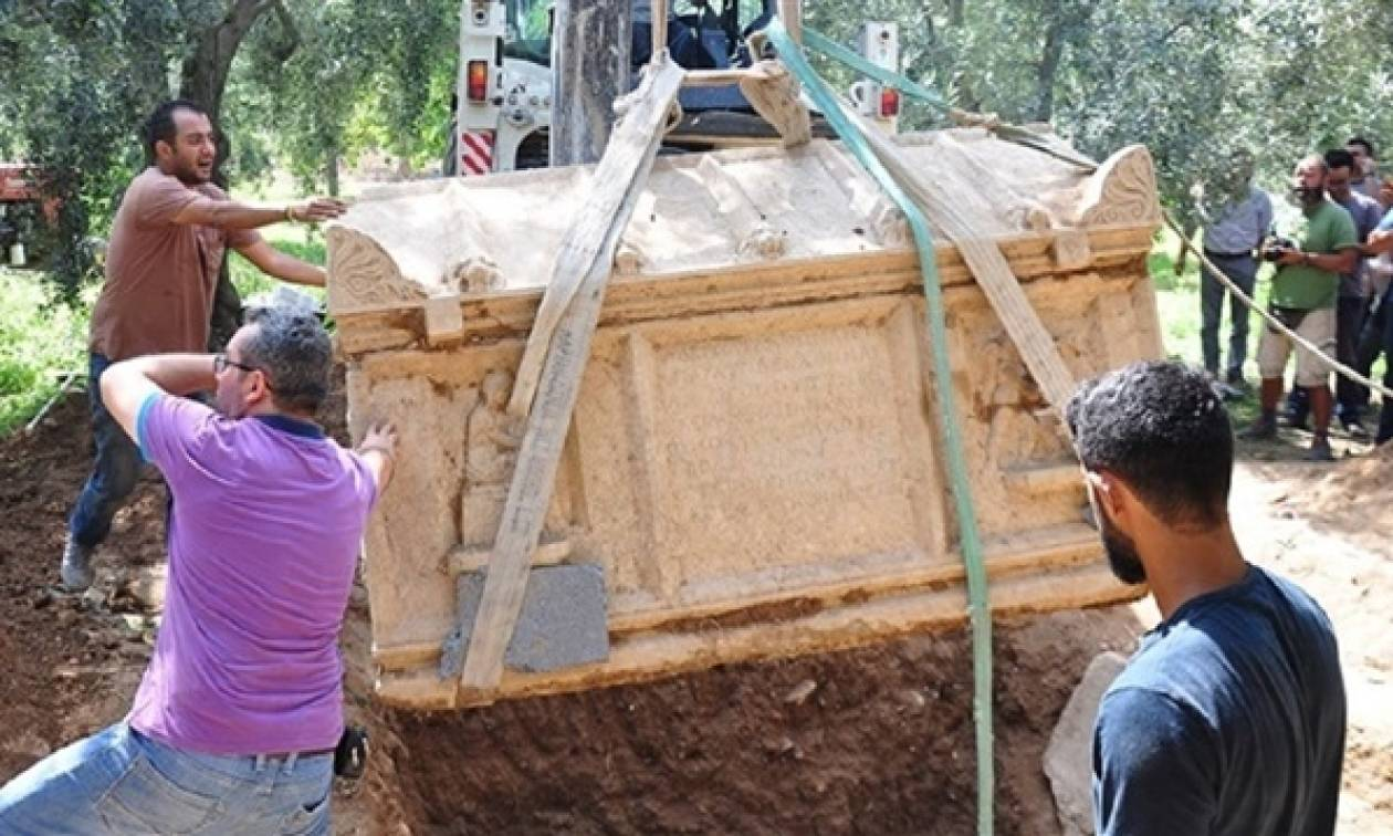 Τουρκία: Τρεις νέοι αρχαϊκοί τάφοι ανακαλύφθηκαν σε ελαιώνα στην Προύσα