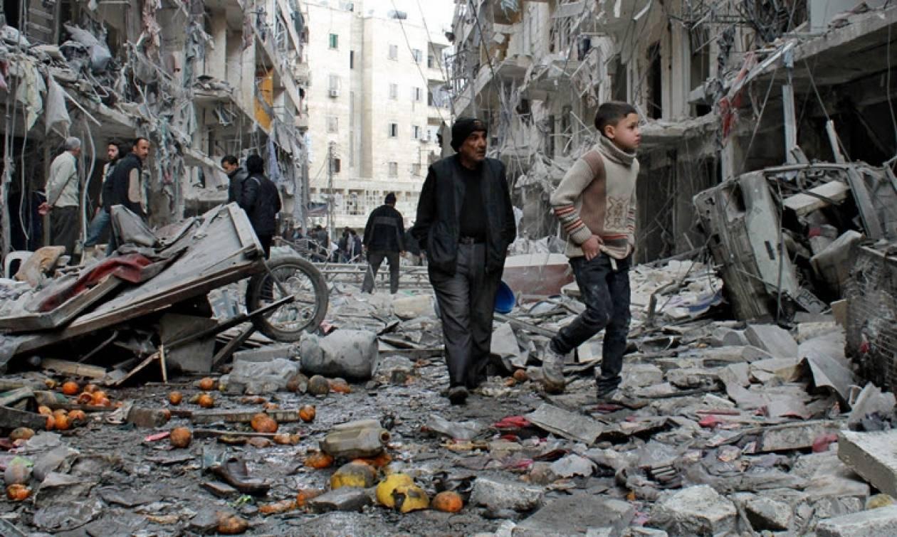 Αναβλήθηκαν οι συνομιλίες για τη Συρία