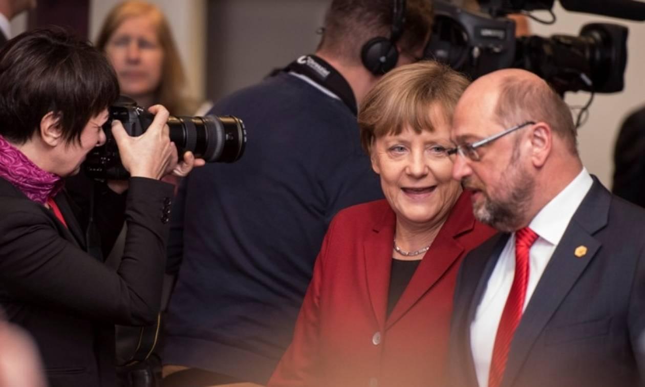 Γερμανικές εκλογές: Προβάδισμα στη Μέρκελ δίνει νέα δημοσκόπηση