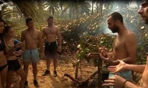 Survivor: Ο πρώτος «άγριος» καυγάς – Έγιναν μπάχαλο οι «Μαχητές»!