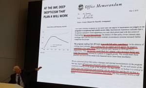 Έγγραφο – σοκ του ΔΝΤ: Η Ελλάδα ήταν και παραμένει πειραματόζωο
