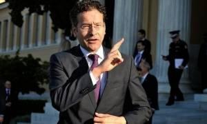Νέα «βόμβα» Ντάισελμπλουμ: Χωρίς ΔΝΤ η Ελλάδα χρεοκοπεί