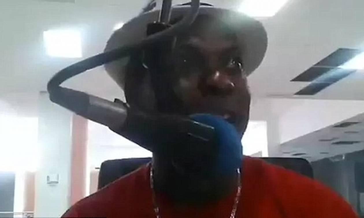 Βίντεο σοκ: Άγρια δολοφονία δύο ραδιοφωνικών παραγωγών σε ζωντανή μετάδοση