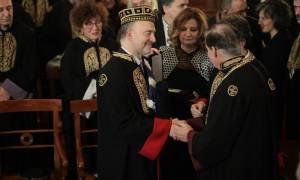 Σε επίτιμο διδάκτορα του Πανεπιστημίου Αθηνών αναγορεύτηκε ο Πιερ Μοσκοβισί