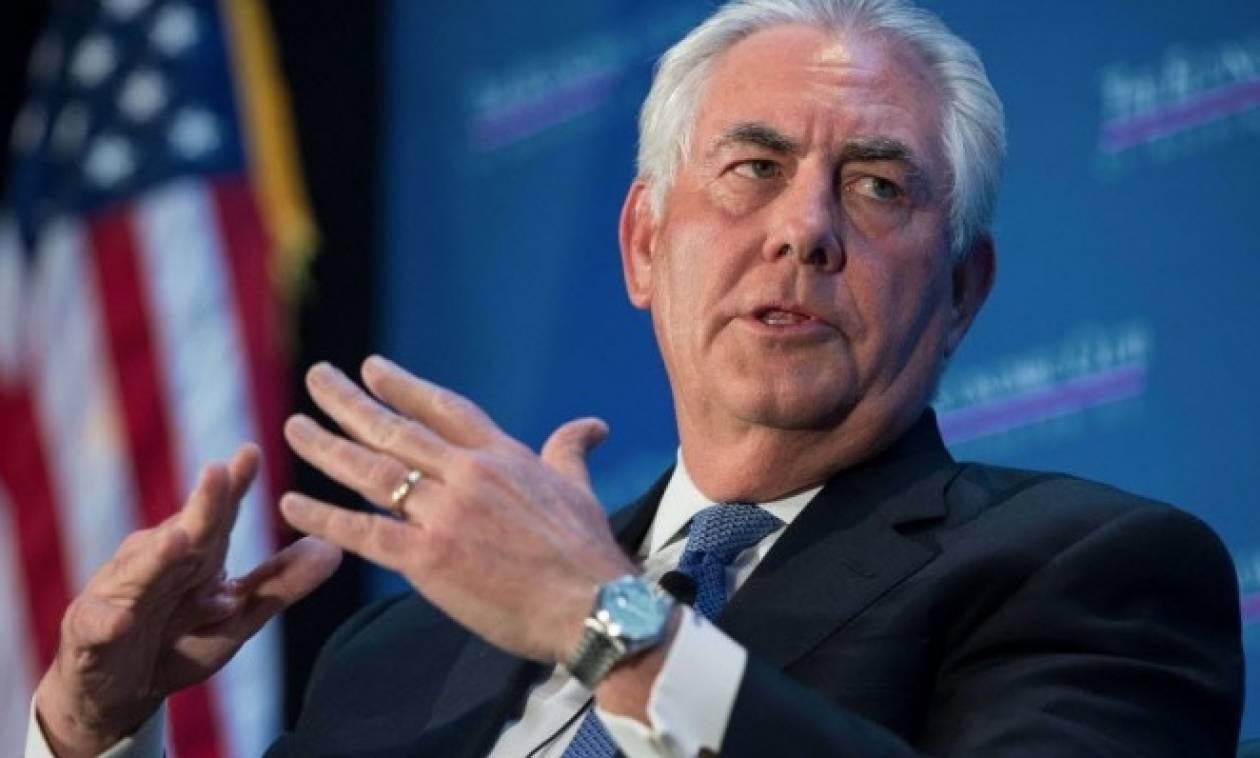 Συνάντηση Ρώσου και Αμερικανού ΥΠΕΞ αύριο στην Γερμανία-Δεν αναμένεται αλλαγή στο θέμα κυρώσεων