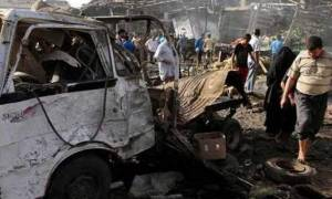 Ιράκ: Τουλάχιστον 9 νεκροί και 30 τραυματίες από επίθεση αυτοκτονίας