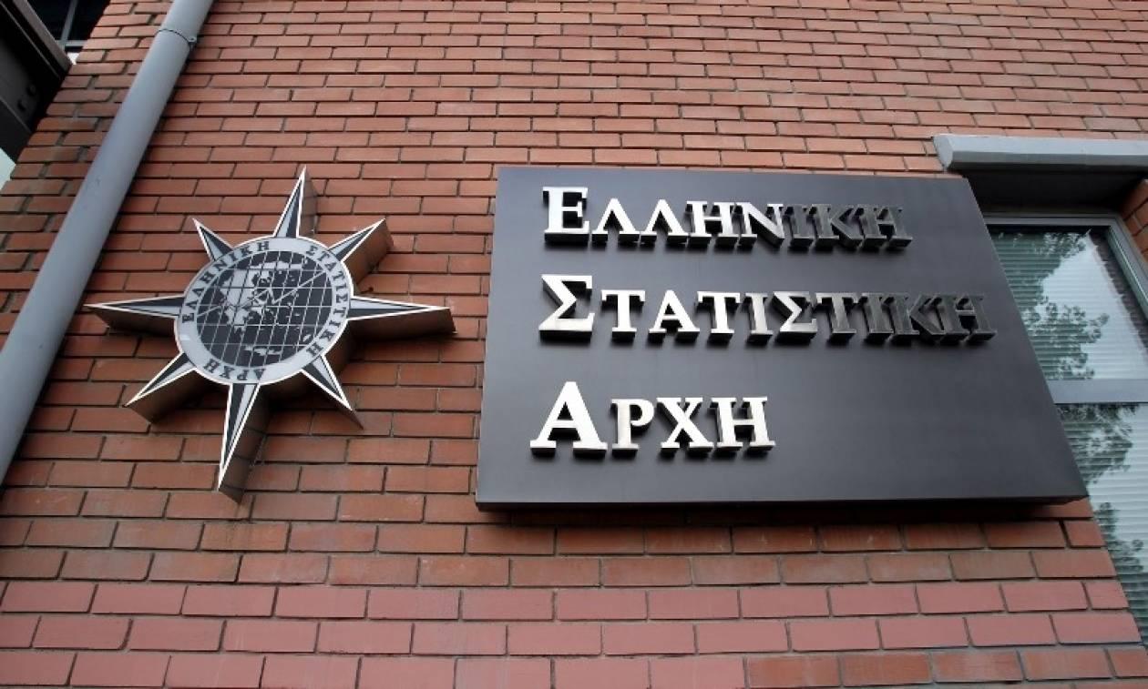 Στέλεχος του ΔΝΤ θα επιθεωρεί τα στοιχεία της ΕΛΣΤΑΤ