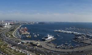 Οι Τούρκοι κατασκευάζουν τρία «νησιά» στην ασιατική πλευρά της Κωνσταντινούπολης
