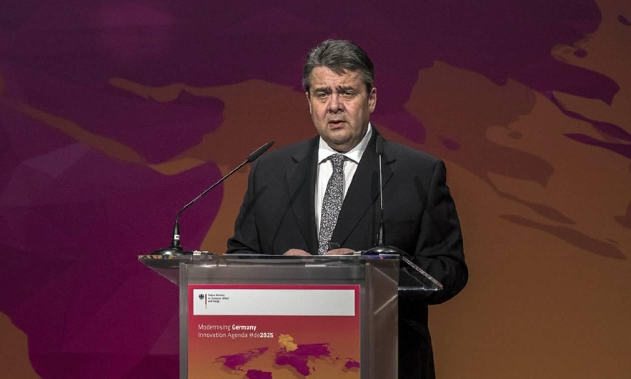Γκάμπριελ: Η διαμάχη για το Grexit είναι «το τελευταίο πράγμα που χρειαζόμαστε τώρα»
