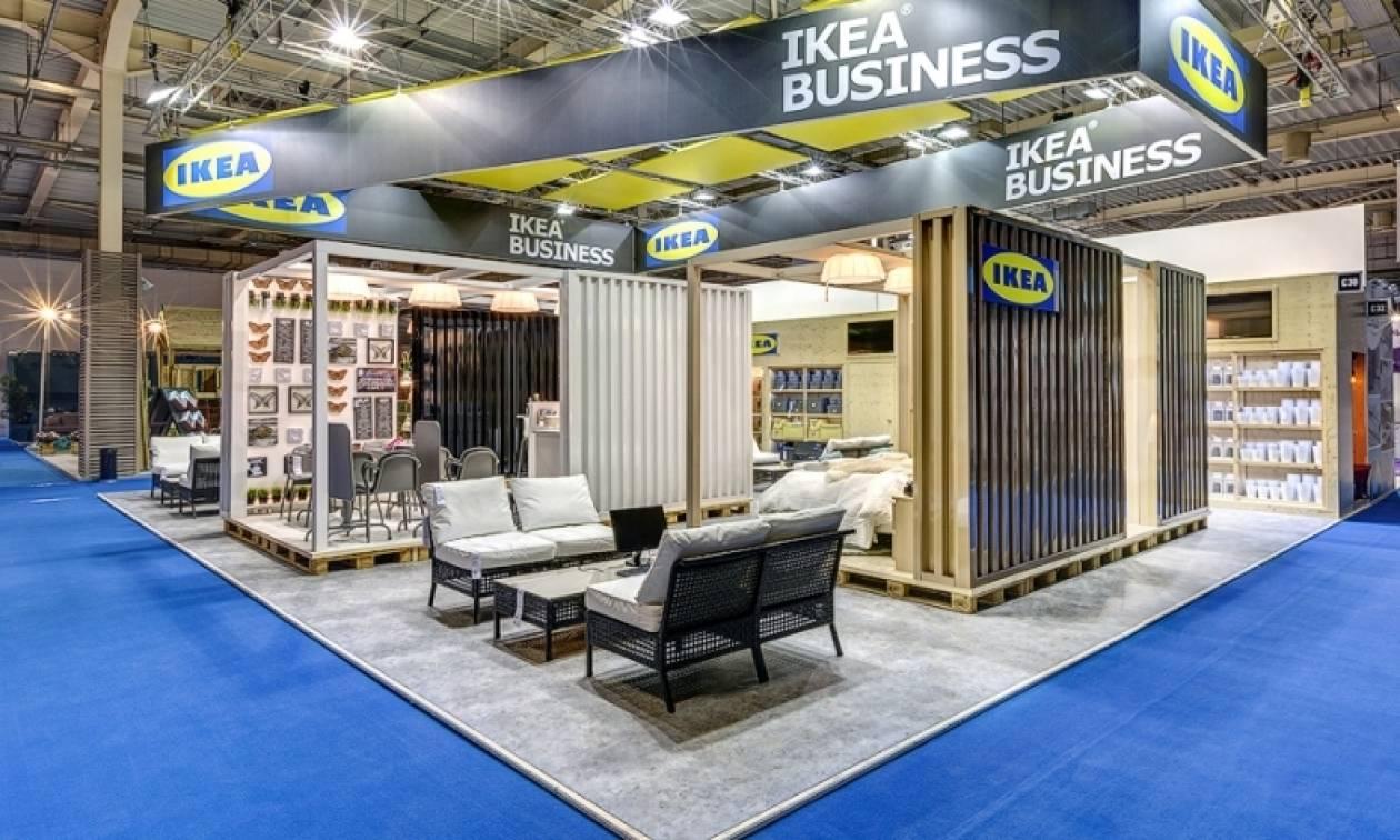 Με επιτυχία ολοκληρώθηκε η συμμετοχή της IKEA στην έκθεση HORECA