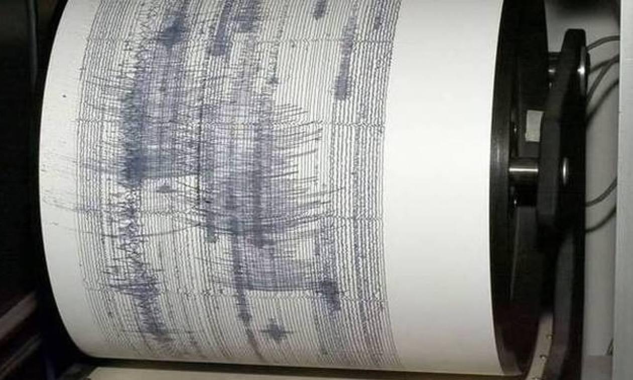 Σεισμός τώρα LIVE: Δείτε πού έγινε σεισμός πριν από λίγη ώρα στην Ελλάδα