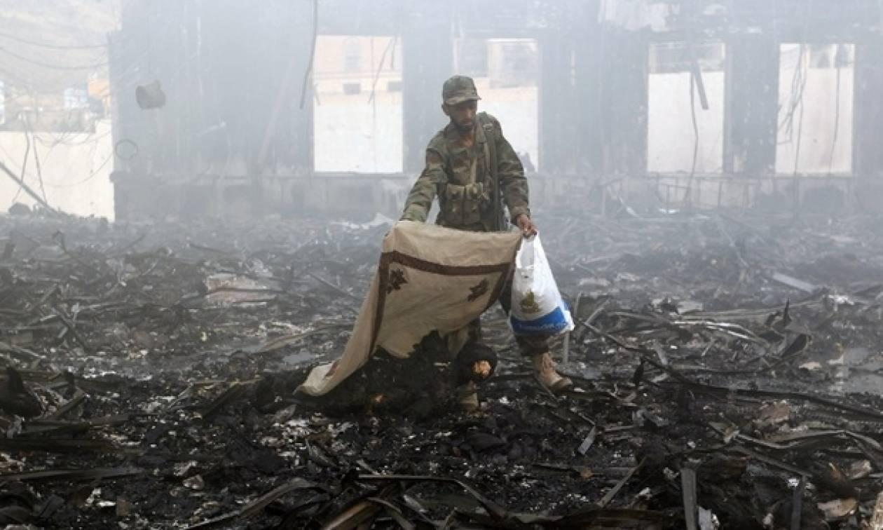 Τραγωδία στην Υεμένη: Αιματηροί βομβαρδισμοί με θύματα γυναίκες και παιδιά