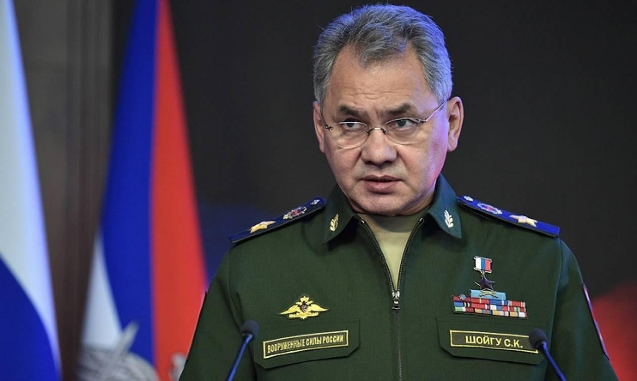 Шойгу: попытки выстраивать диалог с РФ с позиции силы бесперспективны