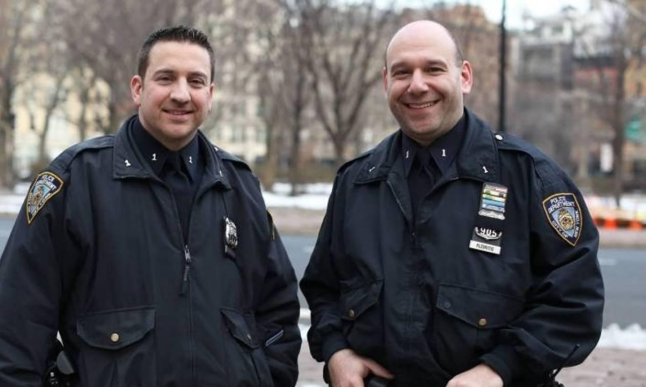 Ομογενής αστυνομικός της ΝΥ απέτρεψε δολοφονία